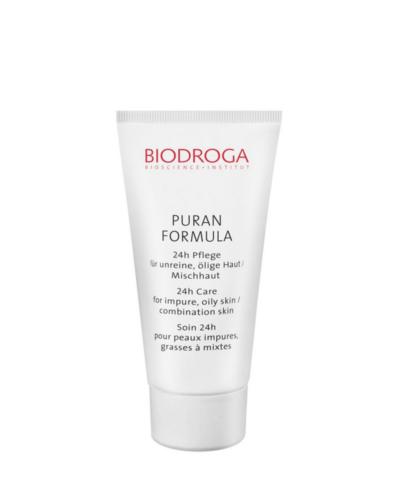 Biodroga Sensitive 24-hour Care for oily skin