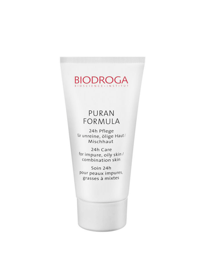 Biodroga Sensitive 24-hour Care for oily skin