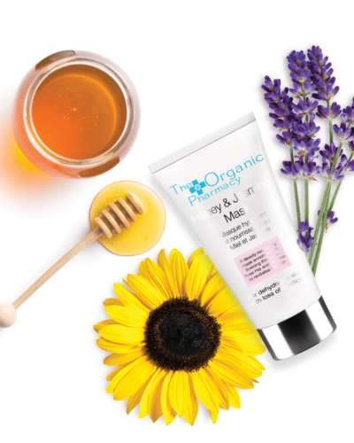 The Organic Pharmacy Honey & Jasmine Mask