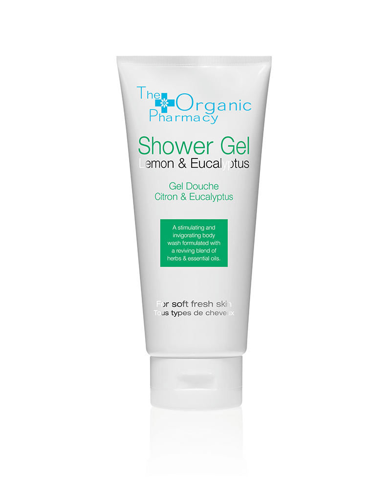 The Organic Pharmacy Lemon & Eucalyptus Shower Gel