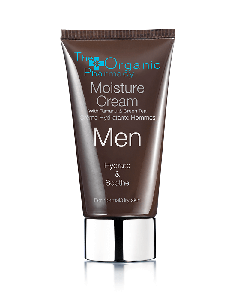 The Organic Pharmacy Men Moisture Cream