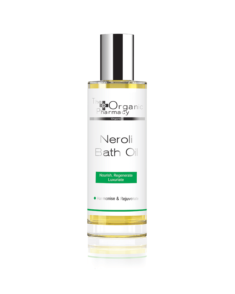 The Organic Pharmacy Neroli Bath Oil
