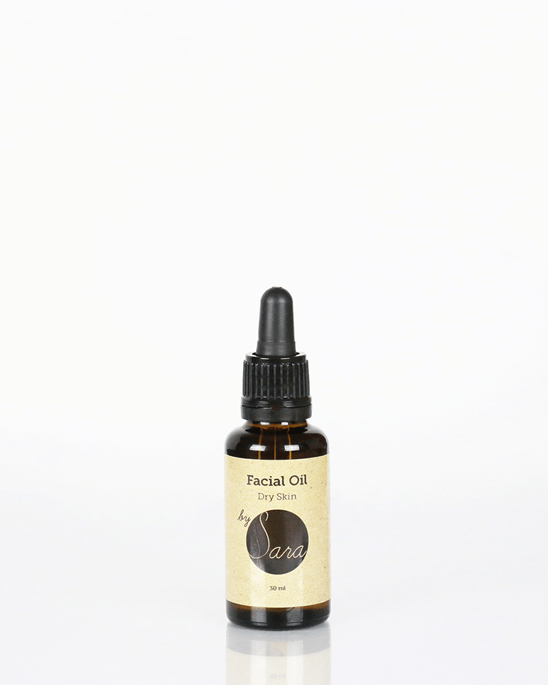 Organics by Sara Facial Oil Dry Skin