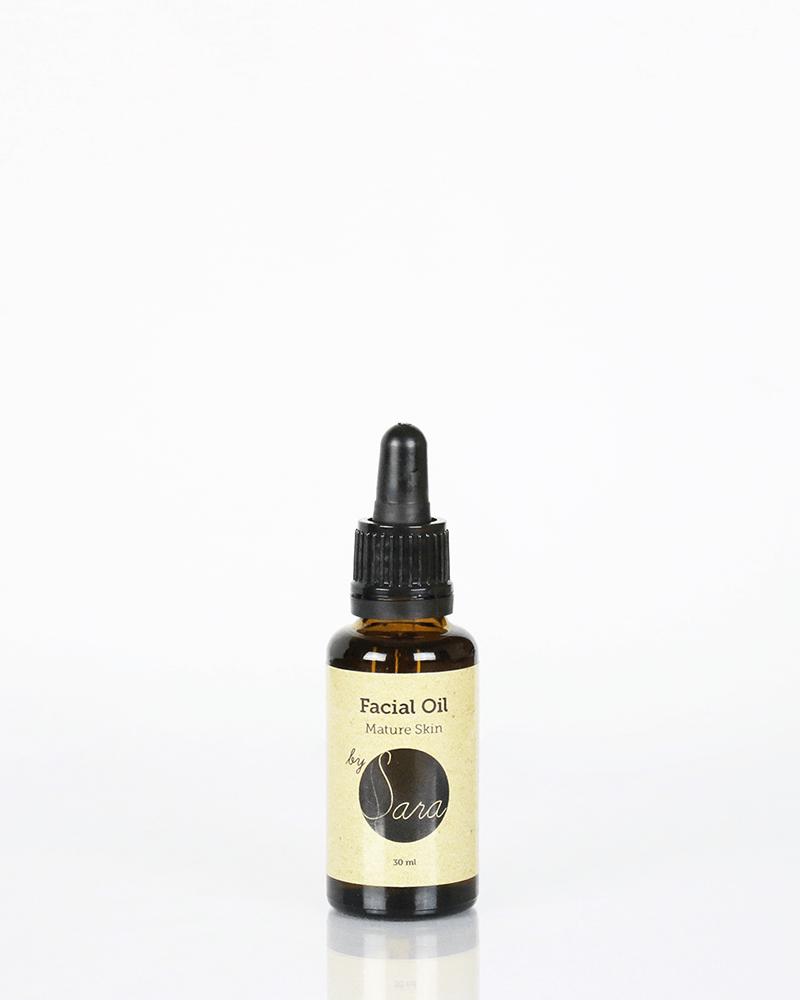 Organics by Sara Facial Oil Mature Skin