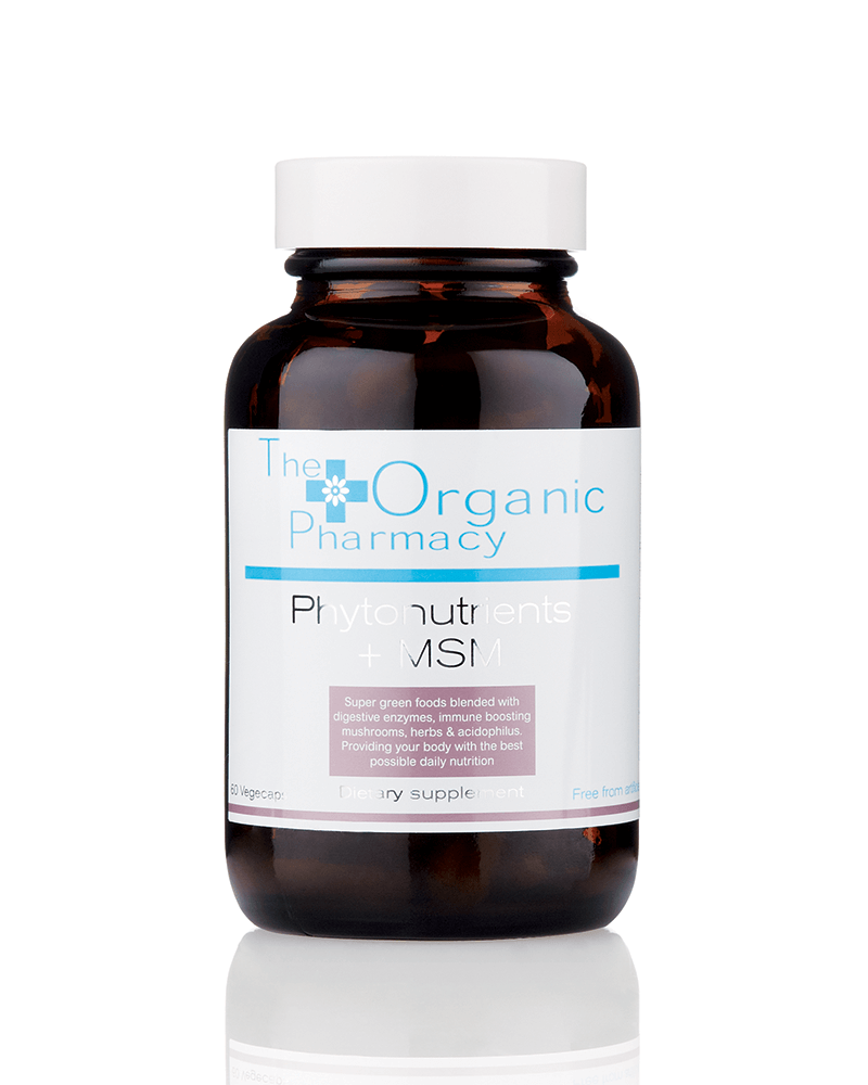 The Organic Pharmacy Phytonutrient Capsules