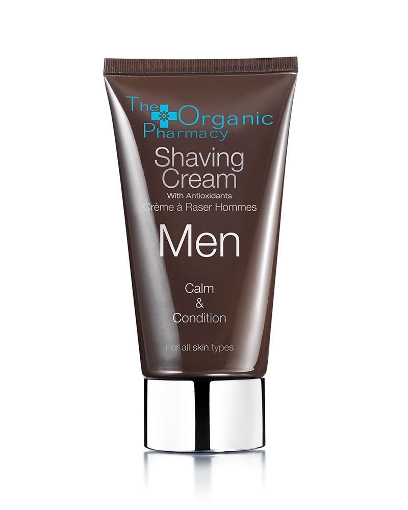 The Organic Pharmacy Men Shaving Cream