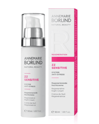 Annemarie Börlind ZZ Sensitive Regenerative Night Cream