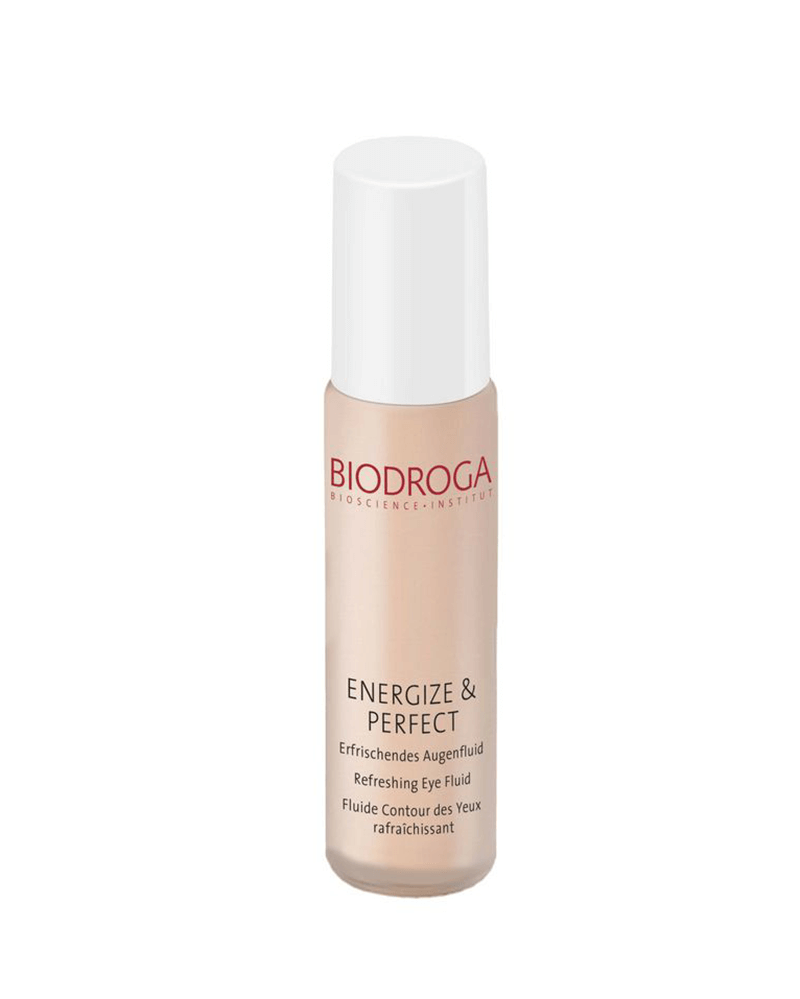 Biodroga Energize and Perfect Eye Fluid