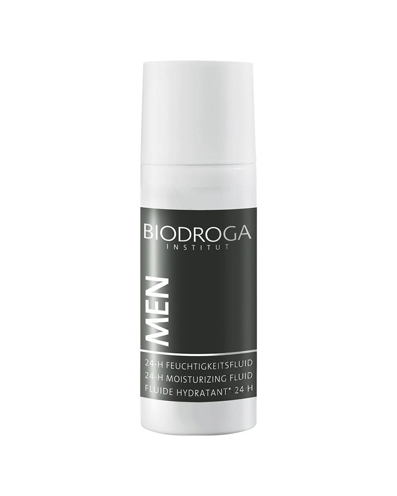Biodroga Men 24-h Moisturizing Fluid