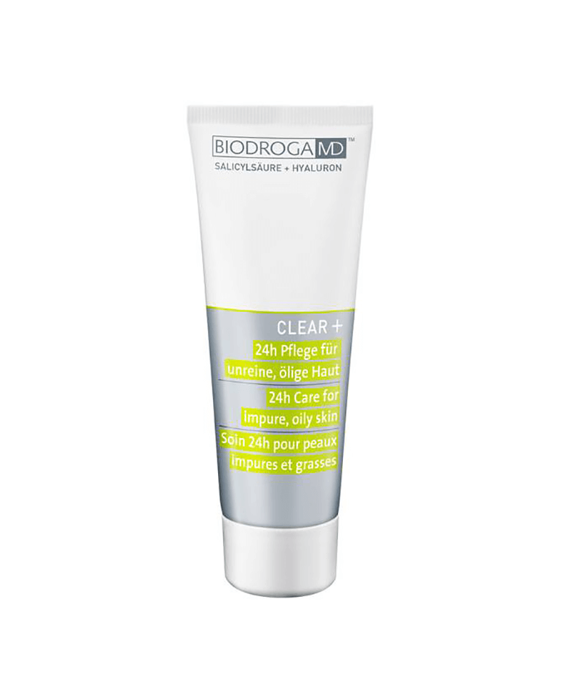 Biodroga MD 24h Clear+ Care for impure oily skin