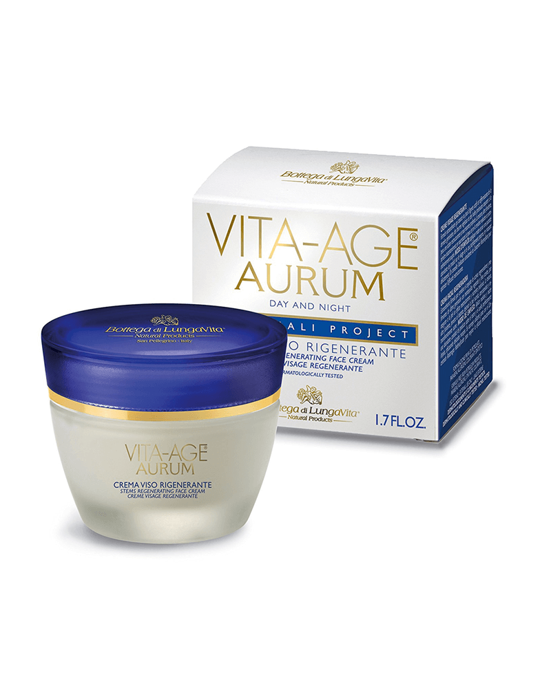 Bottega di Lunga vita Vita-Age Aurum Face day and night cream