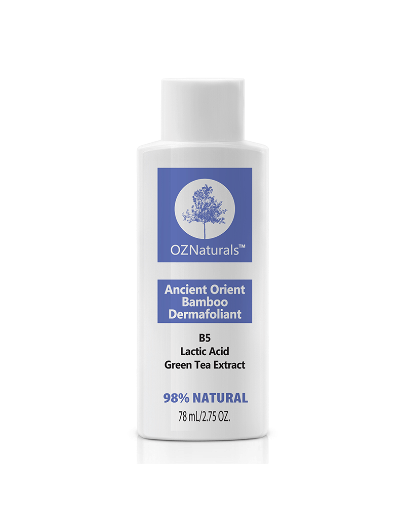 OZNaturals Ancient Orient Bamboo Dermafoliant