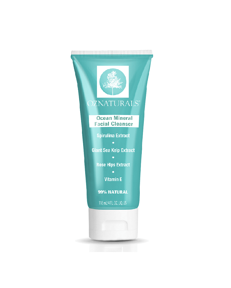 OZNaturals Ocean Mineral Facial Cleanser