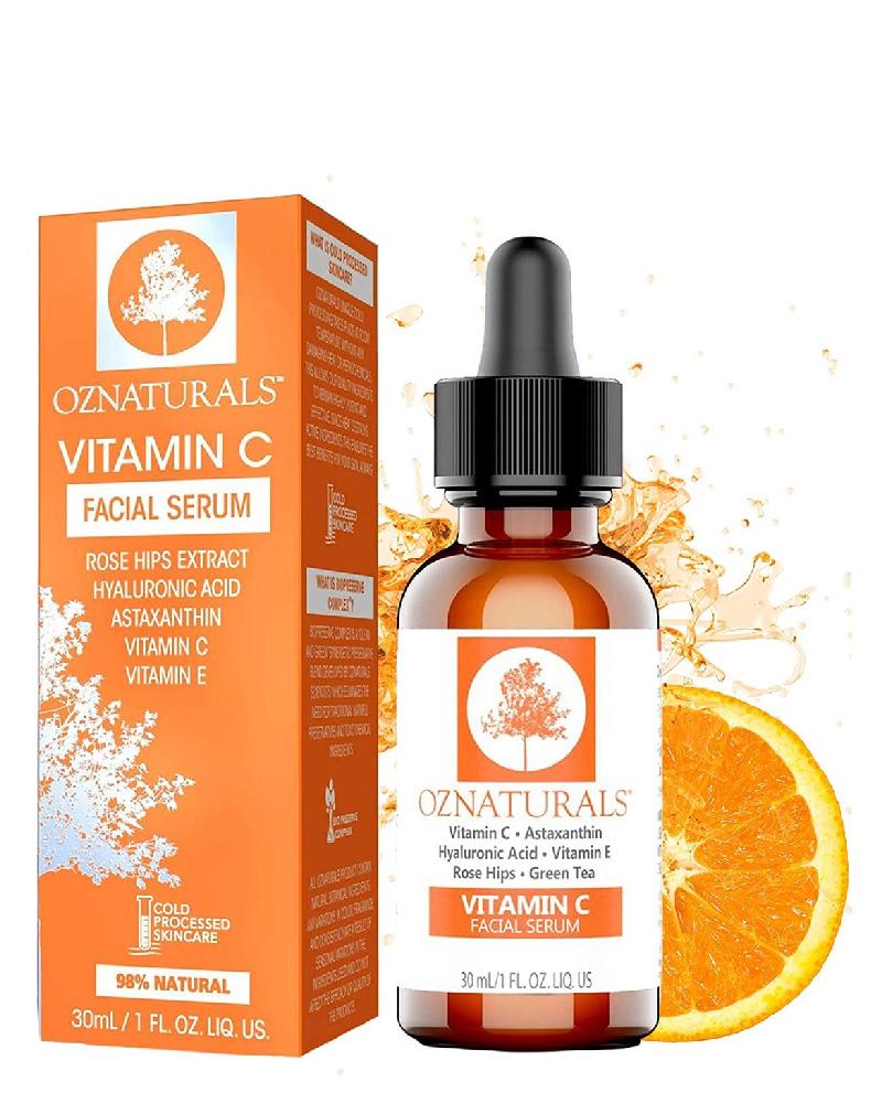 OZNaturals Vitamin_C Facial Serum