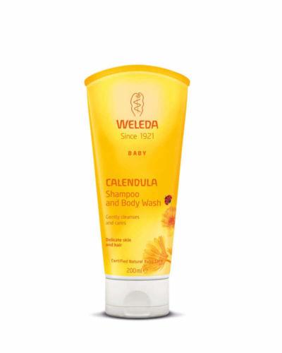 Weleda Calendula Shampoo & Body Wash