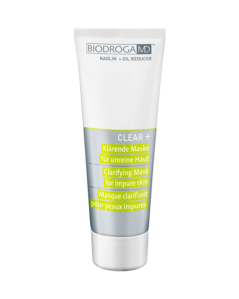 Biodroga MD Clear+ Clarifying Mask for impure skin