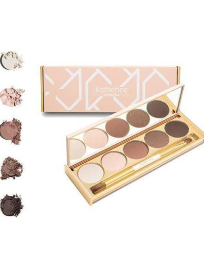 Katherine Cosmetics Date Night Beauty Eye Shadow Palette