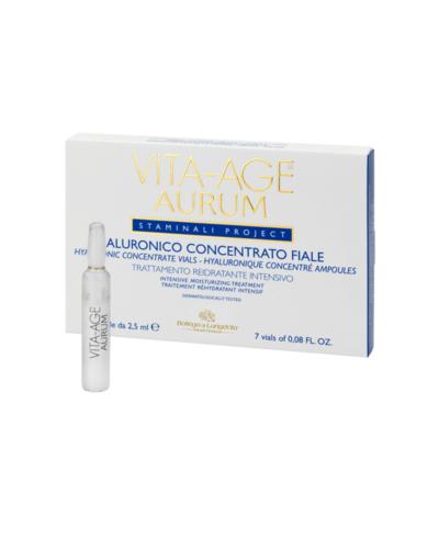 Bottega di Lungavita Vita-Age Aurum Serum Hylaronic Concentrate