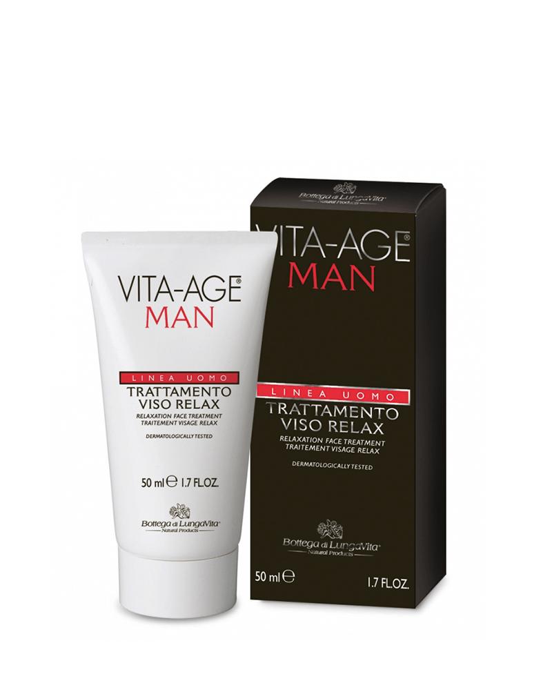 Bottega di Lungavita Vita-Age Man Face Cream