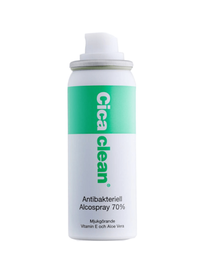 Cicamed Cicaclean Antibakteriell Alcospray 70%
