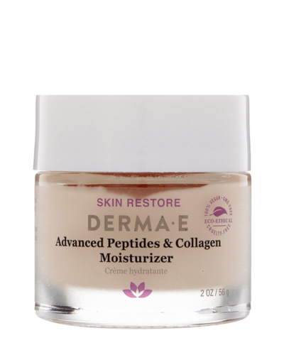 DermaE Advanced Peptide and Collagen Moisturizer