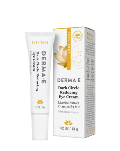 DermaE Dark Circle Reducing Eye Cream