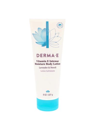 DermaE Vitamin E Intense Moisture Body Lotion, Lavender & Neroli