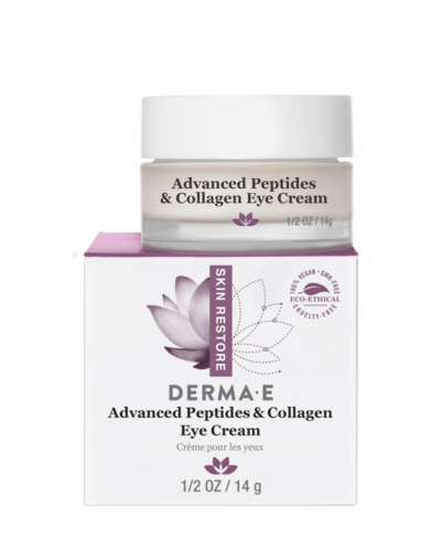 DermaE_Advanced Peptide and Collagen Eye Cream