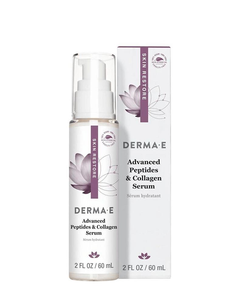 DermaE Advanced Peptide and Collagen Serum