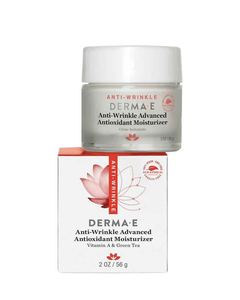 DermaE Anti-Wrinkle Advanced Antioxidant Moisturizer