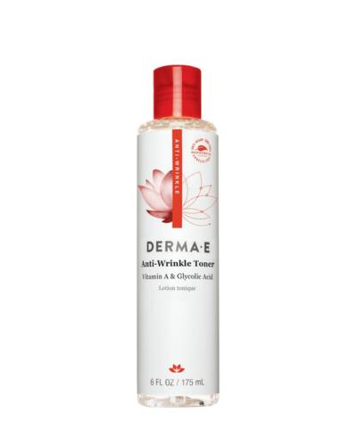 DermaE Anti-Wrinkle Toner, ansiktsvatten anti age, toner anti age