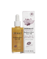 DermaE SunKissAlba Radiant Glow Oil ansiktsolja