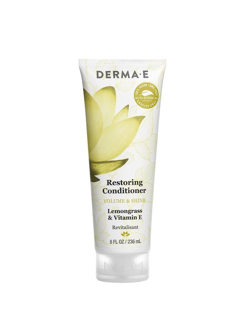 DermaE_Volume & Shine Restoring Conditioner_balsam_naturligt