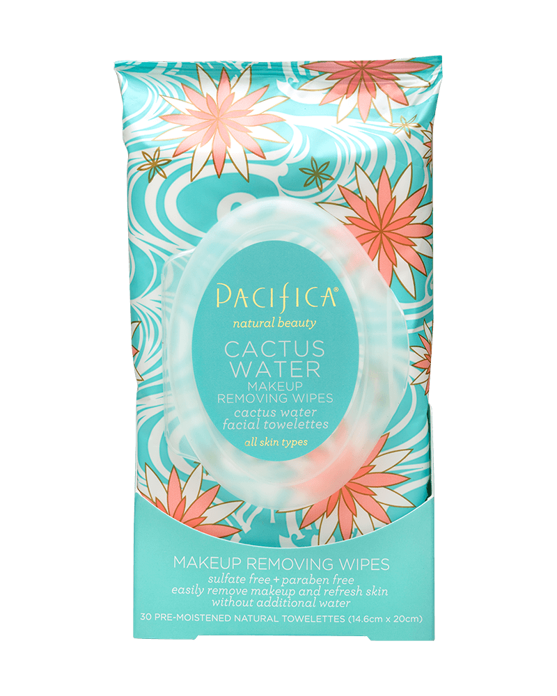 Pacifica Cactus Makeup Removing Wipes