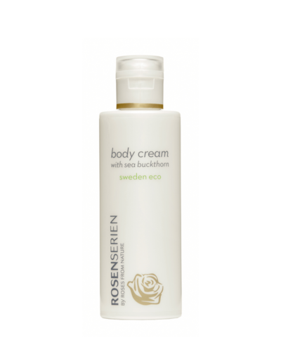 Rosenserien Body Cream with Sea Buckthorn