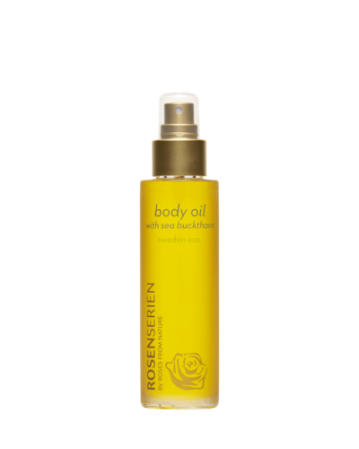 RosenserienBody Oil with Sea Buckthorn