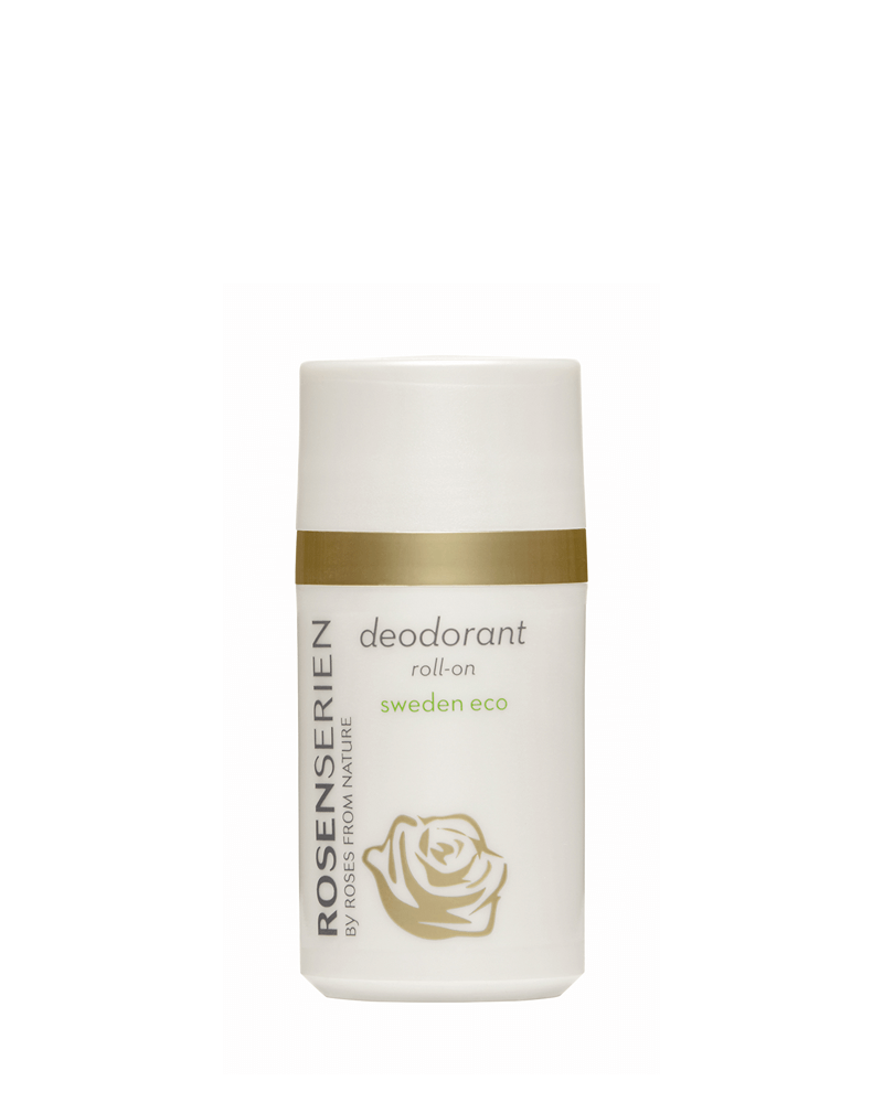 Rosenserien Deodorant roll-on