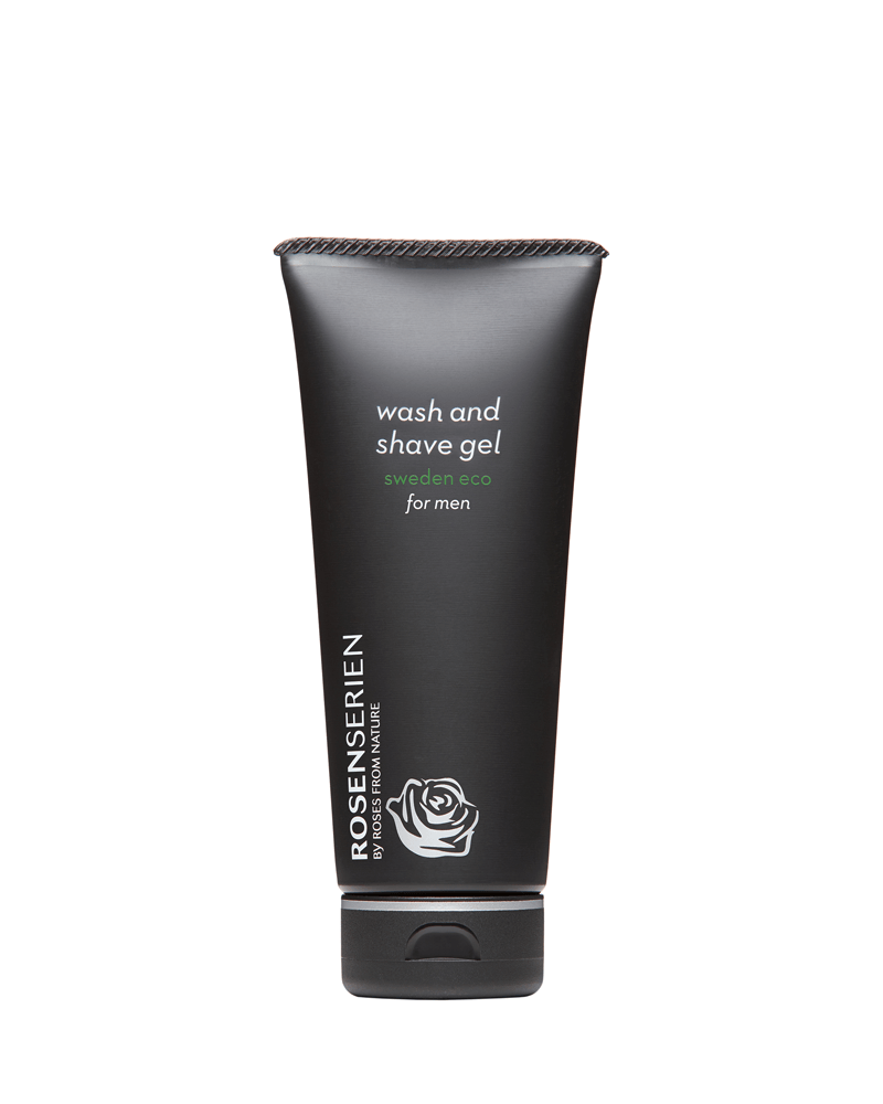 Rosenserien Wash and Shave Gel for Men
