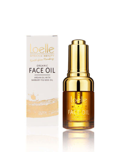 Loelle-Organic Beauty Face Oil Barbary Fig