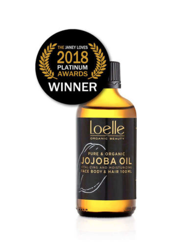 Loelle Organic Beauty Jojoba Oil