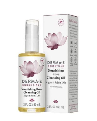 DermaE_Nourishing_Rose_Cleansing_Oil_Vitamin_E_Jojoba_argan