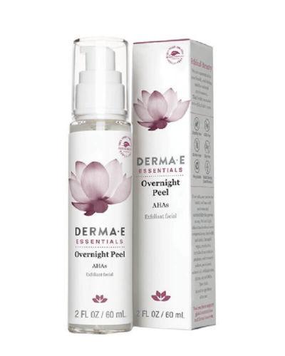 DermaE_Overnight_Peel_AHA_exfolierande_behandling