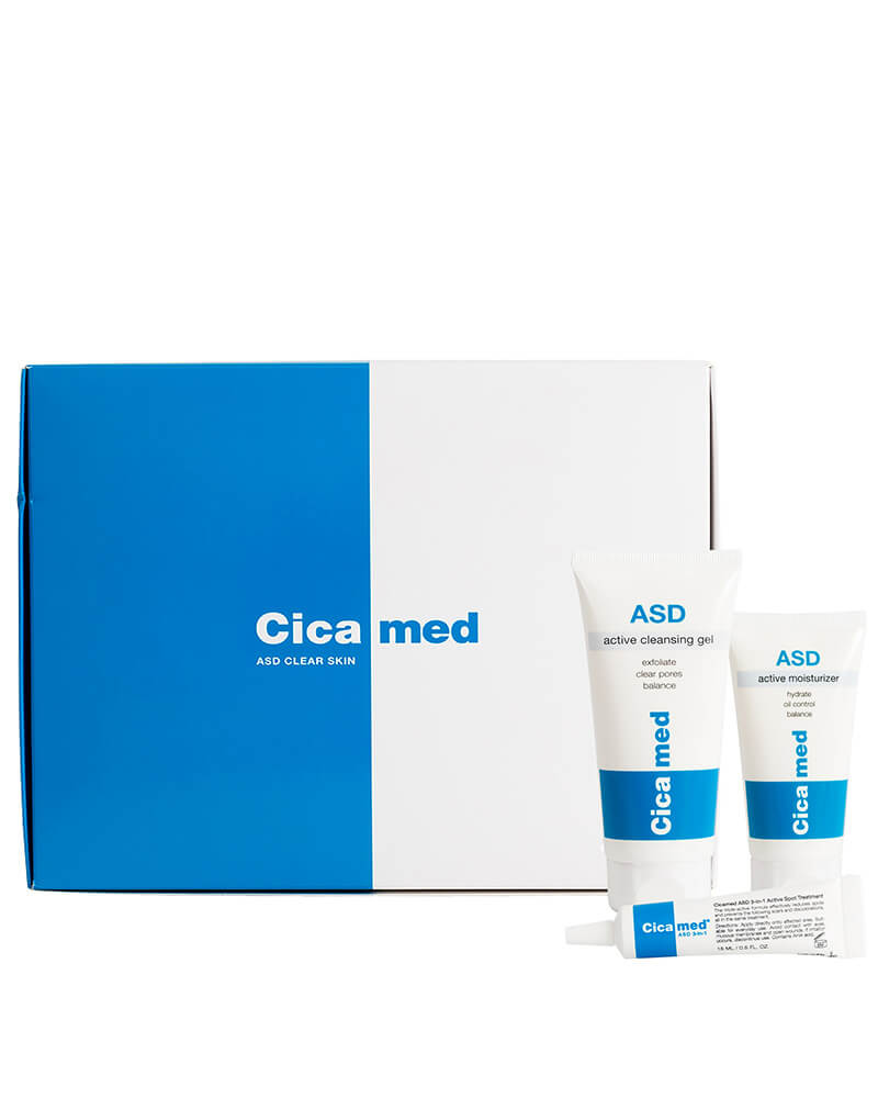 Cicamed ASD Clear Skin Kit