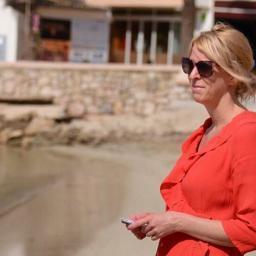 Ingrid Paulsson testar Biodrogas hydration set