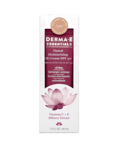 DermaE Tinted Moisturizing BB Cream SPF30