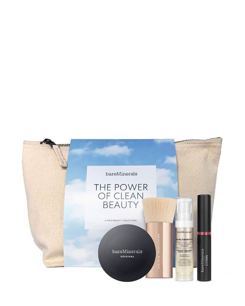 bareMinerals The power of clean beauty