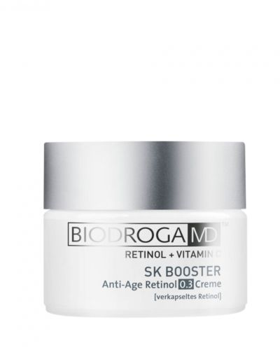 Biodroga MD Skin booster retinol _nattkräm