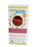 Cultivators ekologisk hårfärg - burgundy