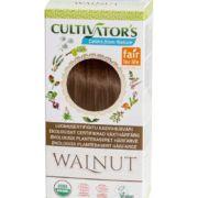 Cultivator's ekologisk hårfärg - walnut