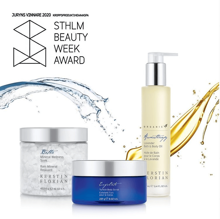 Kerstin Florian Stockholm Beauty Week Award 2021